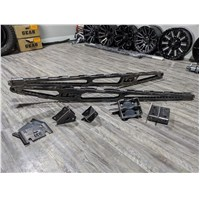 1999-'10 Dodge Ram UCF Fabricated Traction Bar Kit Raw Metal