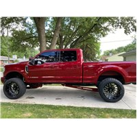 2017-'20 Ford F250 UCF Bolt On Fabricated Traction Bar Kit
