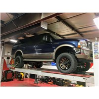 2000-05′ Ford Excursion UCF Bolt On Traction Bar Kit