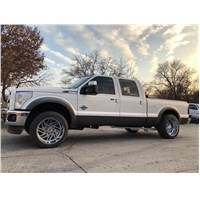 2011-'16 Ford F250/F350 UCF Bolt On Traction Bar Kit