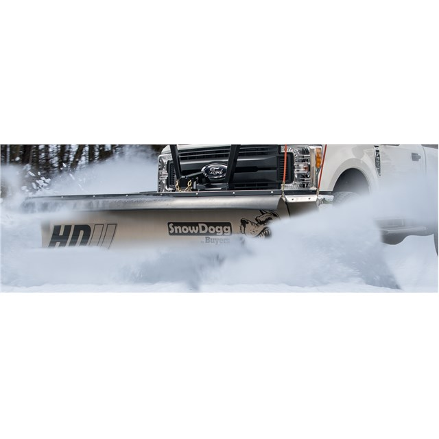 SnowDogg® HD80II Snow Plow