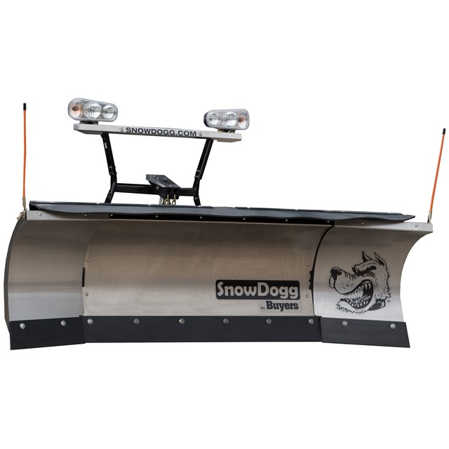 SnowDogg® XP810 Snow Plow