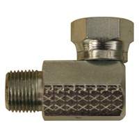 1304737 SAM 90° Swivel Elbow 3/8 Inch MOR To FPS-Replaces Boss #HYD01620