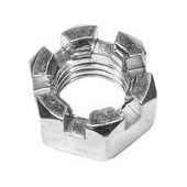 1302215 SAM Slotted Hex Nut to fit Western® #91472