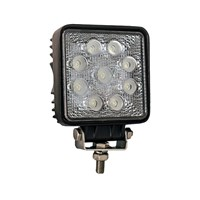 1492134 4 Inch Wide Square LED Spot Light