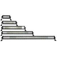 1492160 8 Inch 3240 Lumen LED Clear Combination Spot-Flood Light Bar