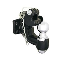 "10057 -10 TON Combo Hitch W/ Mounting Kit 2-5/16"" Ball BH10 Series"