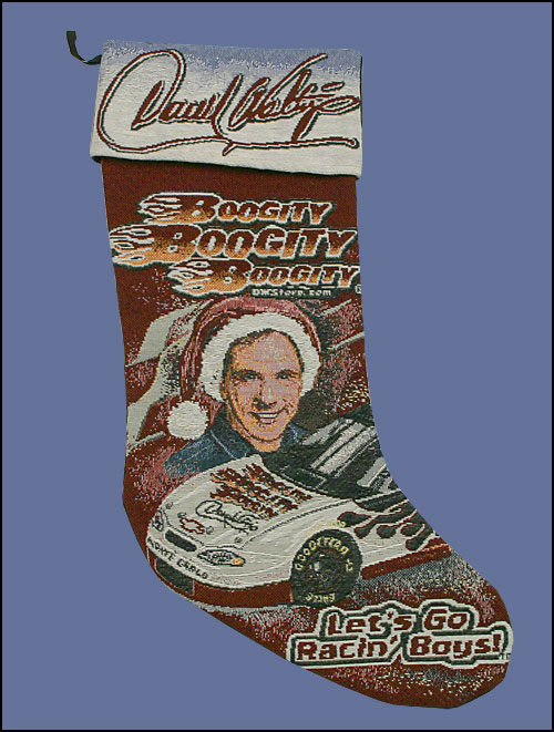 Boogity Christmas Stocking