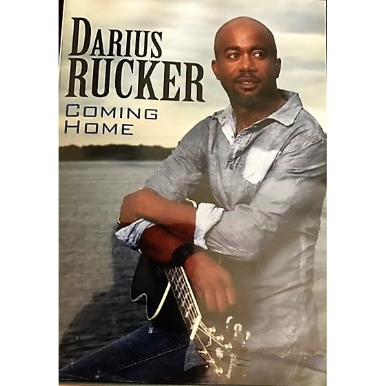 "Darius Rucker: ""Coming Home"" DVD"