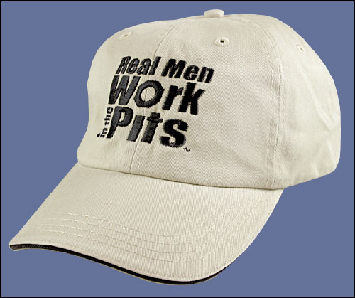 Real Men Hat - Tan