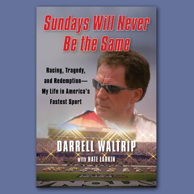 Sundays Will Never Be The Same - Autographed by DW!