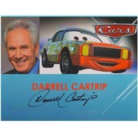 DW's Darrell Cartrip Signed 8 x 10