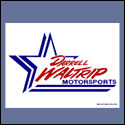 Darrell Waltrip Motorsports Window Cling