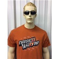 "Darrell Waltrip ""StarLight"" 11-17 Burnt Orange T-Shirt"