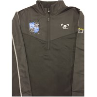 "WBCC 2016 1/4"" Zip Pullover - Black"