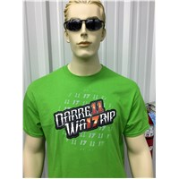 "Darrell Waltrip ""StarLight"" 11-17 Electric Green  T-Shirt"