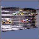 24 Car 1:24 Scale Display Case