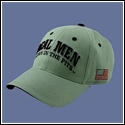 Real Men Hat - Grey