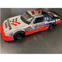 Darrell Waltrip #17 Signed Darlington Last Win Diecast  1:24