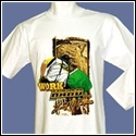 Larry Mac Work Hard T-shirt