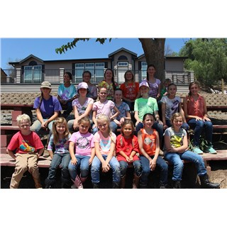 2015 Kid's Camp Fun