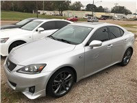 2011 Auto Lexus IS 250 F-Sport