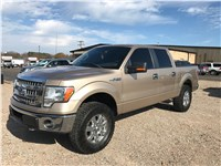 2014 Auto Ford F-150 SuperCrew XLT