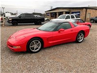 2001 Auto Chevy Corvette LS1