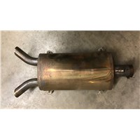 Used 2011 and Newer Apex Silencer