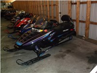 1995 Polaris XLT Touring 2 up