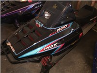 1993 Polaris Polaris Indy 500 EFI