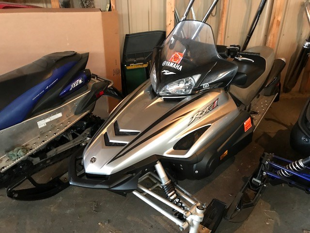 2003 Yamaha RX 1 For Sale At Hauck Powersports