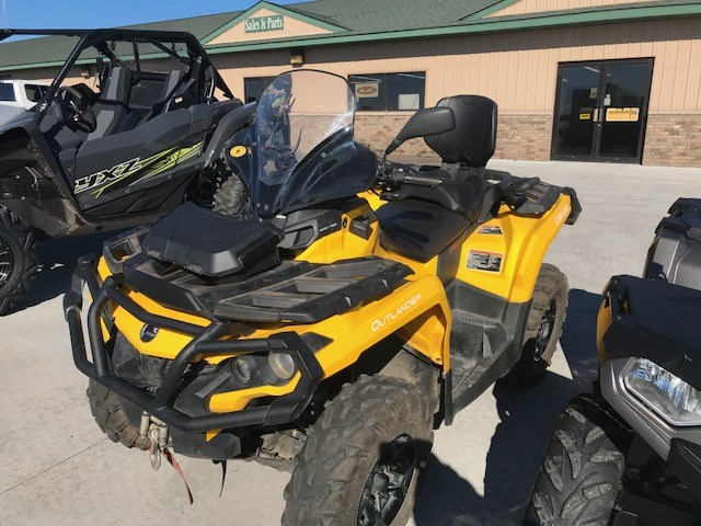 2016 Can-Am Outlander 570 Max XT
