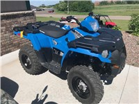 2017 Polaris Sportsman 450 HO