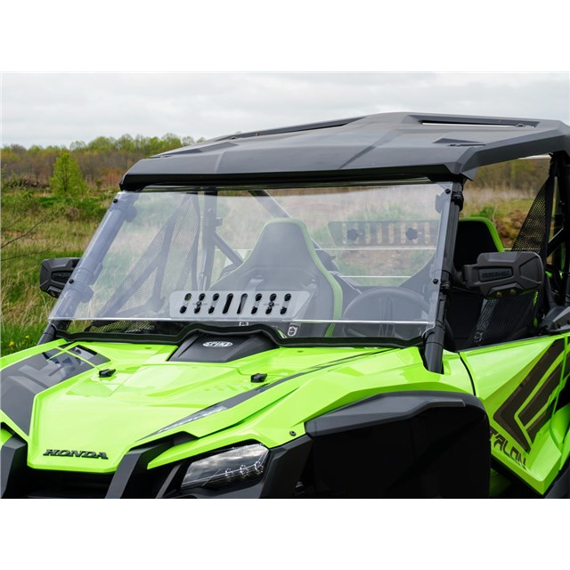 SPIKE FULL VENTED WINDSHIELD HON