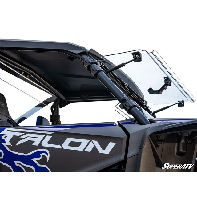 Honda Talon 1000 Scratch Resistant Flip Windshield
