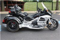 2012 California Sidecar Honda Goldwing GL1800 CSC Trike