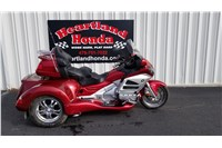 2012 Roadsmith Honda Goldwing Audio Comfort Navi XM Roadsmith Trike