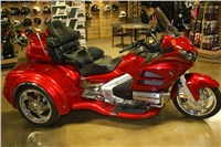 2017 California Sidecar Honda Goldwing Audio Comfort CSC Trike