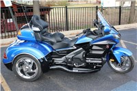 2017 California Sidecar Honda Goldwing Navigation XM Radio CSC Trike