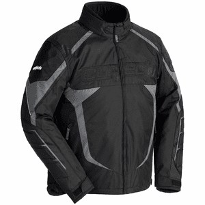 Black/Gray Cortech Blitz 3.0 Jacket