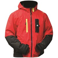 Red Coldwave Sno Storm Kids Snowmobile Jacket