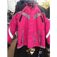 Womens Sno Force Pink Destiny Jacket with Outlast