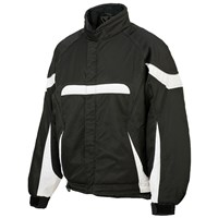 Black Men's Yamaha Adventure Trail Snow Jacket