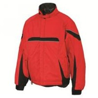 Red Men's Yamaha Adventure Trail Snow Jacket