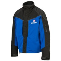 Blue Yamaha Men's Snowmobile SnoForce X-Country Jacket