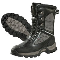 Yamaha Black Snoforce Glacier Snow Boots