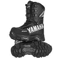 Yamaha Black X-Cross Snow Boot by FXR
