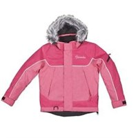 Pink Yamaha Childrens Destiny Snow Jacket