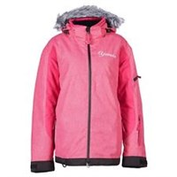 Pink Ladies Yamaha X-COUNTRY Outlast Snow Jacket